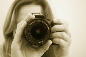 Canon DSLR Mirror Shot