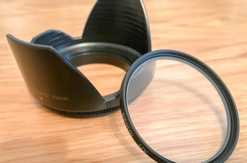 Lens hood vs UV Filter