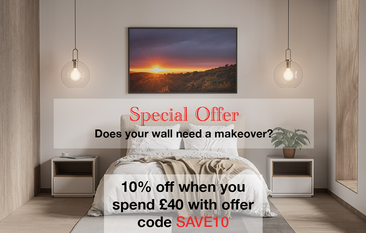 Save 10% on purchases over £40 with offer code SAVE10